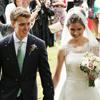 Tony Blair, un orgulloso padre en la boda de su primogénito Euan con Suzanne Ashman
