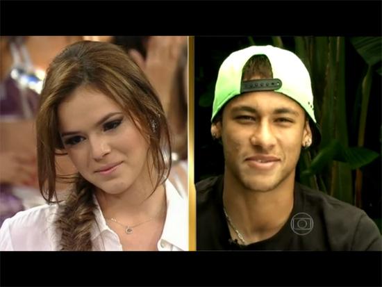 El romántico mensaje de Neymar a su novia: 'Nuestro amor lo superará todo'