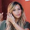 Kim Kardashian recupera poco a poco su figura y se convierte en una atractiva rubia