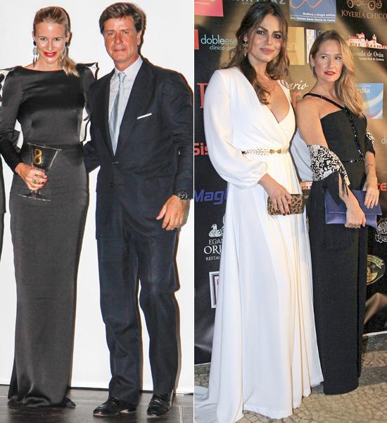 Sevilla se viste de gala en una noche llena de premios