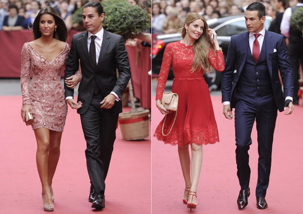 La selecta lista de invitados a la boda de María Colonques