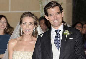 La gran boda de María Colonques y Andrés Benet