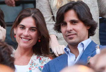 Francisco Rivera y Lourdes Montes disfrutan de su vida de recién casados en Sevilla