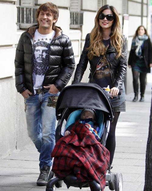 Romina Belluscio, con su hermano y su hijo, un paseo en la mejor compañía