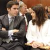 José María Aznar Jr, un futuro padre feliz: 'Estamos encantados'