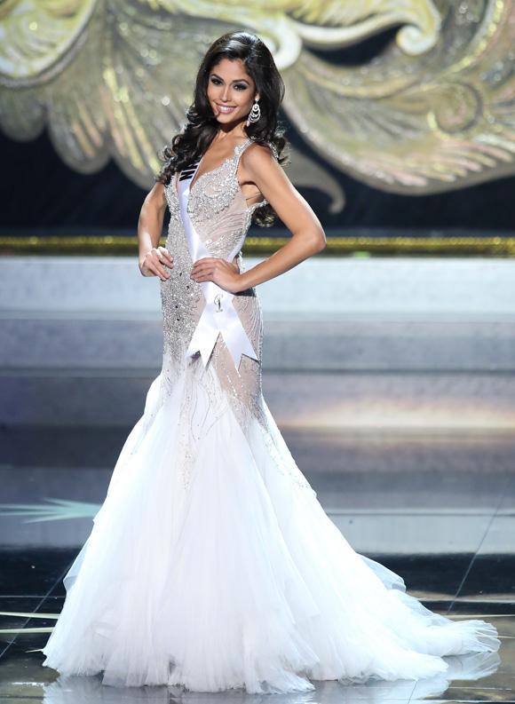 Patricia Yurena devuelve el brillo a España en Miss Universo
