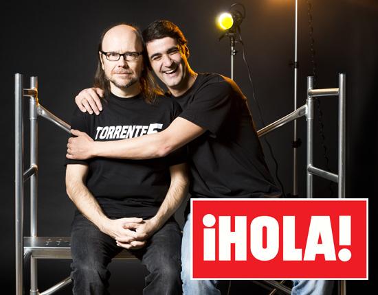 En ¡HOLA!: Jesulín de Ubrique comienza su carrera como actor en 'Torrente 5'