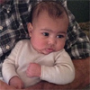 Kim Kardashian presume de hija en las redes sociales