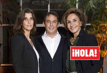 Mañana en ¡HOLA!: Entramos en exclusiva en la espectacular fiesta del magnate y mecenas Eugenio López en México, junto a las más elegantes mujeres españolas