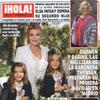 En ¡HOLA!: Carmen y Sabina, las mellizas de la baronesa Thyssen, preparan su primera Navidad en Madrid