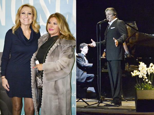 Rosa Benito: 'Me encuentro mejor, poco a poco y con Amador estoy muy bien'