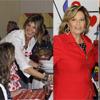 Arantxa de Benito, una camarera muy flamenca: 'Mis hijos están felices con su hermanito Enzo'