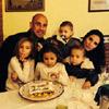Pepe Reina muestra a su familia al completo en el cumpleaños de su esposa