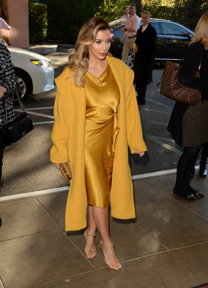 Kim Kardashian se codea con las mujeres más poderosas de Hollywood