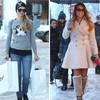 Melanie Griffith, Paris Hilton, Mariah Carey, ... las 'celebrities' llenan de 'glamour' las calles de Aspen