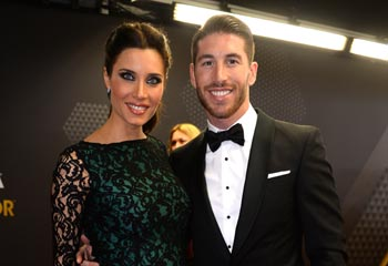 Las contagiosas lágrimas de Ronaldo y el embarazo de Pilar Rubio, las sorpresas del Balón de Oro