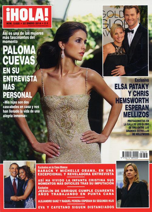 En ¡HOLA!: Paloma Cuevas, en su entrevista más personal