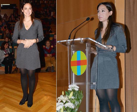Tamara Falcó habla en la universidad sobre su conversión: 'Antes podía comprarme quince pares de zapatos, pero me sentía vacía'