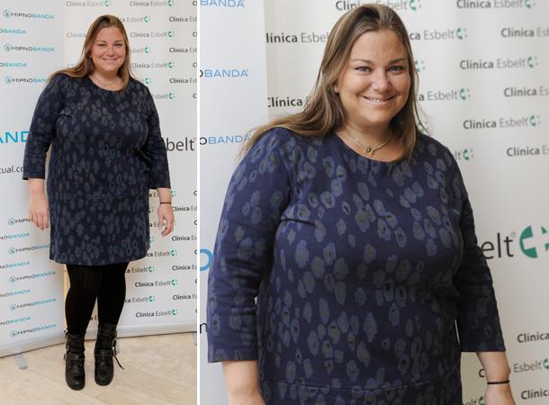 Caritina Goyanes: 'Me he destrozado el cuerpo con las dietas'