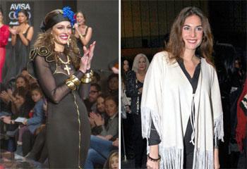 Lourdes Montes aplude a su ex cuñada Eva González en el arranque del Simof