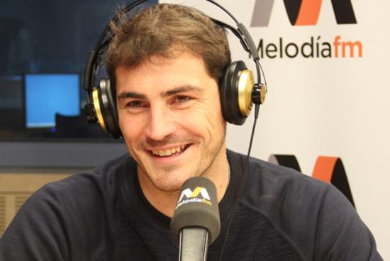Iker Casillas, sobre su hijo Martín: 'Merece la pena levantarse cada día y verle'