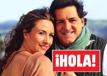 Exclusiva en ¡HOLA!: José Campos nos anuncia su boda y que espera su primer hijo