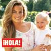 En ¡HOLA!: Carla Goyanes espera su segundo hijo