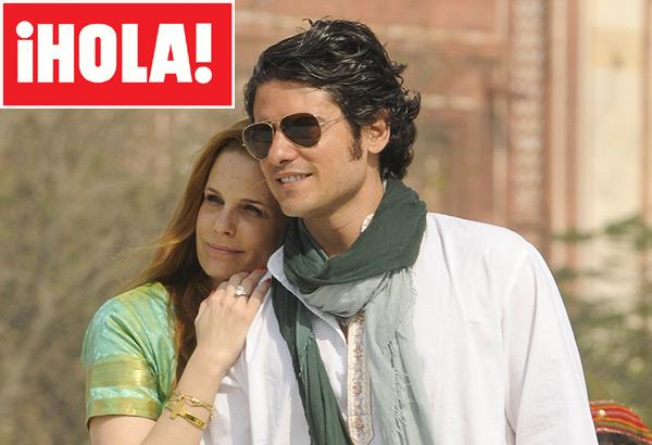 En ¡HOLA!: Olivia de Borbón, sorprendida con una exótica y romántica petición de mano en la India