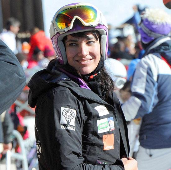 Irene Villa se proclama campeona de España en esquí alpino adaptado