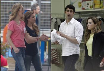 Tras su cameo en 'Torrente 5', María José Campanario, protagoniza una cámara oculta en el nuevo programa de Patricia Conde