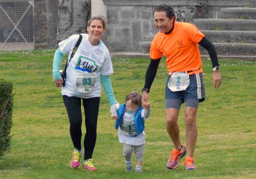 Álvaro Fuster y Beatriz Mira, en su último mes de embarazo, se preparan para ser padres de nuevo