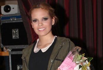 Gloria, la hija de José Ortega Cano, ¿camino de ser actriz?