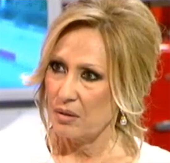 Rosa Benito regresa a la televisión tras su ingreso en una clínica: 'Necesitaba separarme de todo y ahora estoy curada'