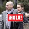 Exclusiva en ¡HOLA!: Telma Ortiz y Jaime del Burgo se divorcian de mutuo acuerdo