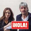 Exclusiva en ¡HOLA!: Eugenia Silva y Alfonso de Borbón regresan a casa con su hijo, Alfonso