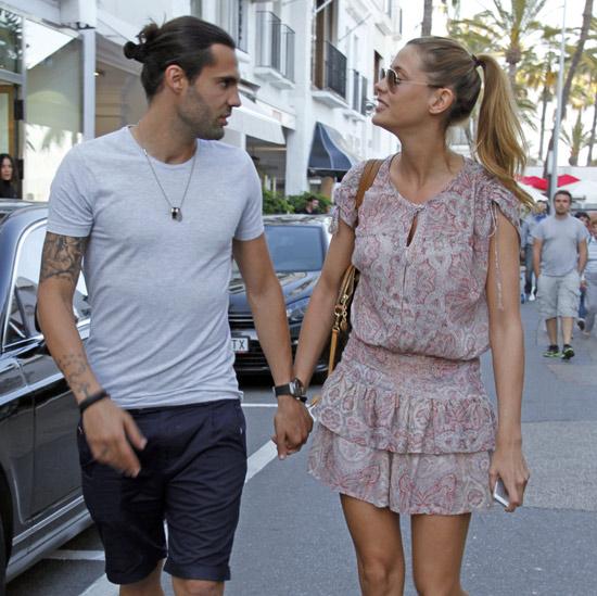 Elisabeth Reyes cuenta los días para dar el 'sí quiero': 'Estamos muy enamorados y con muchas ganas de casarnos'
