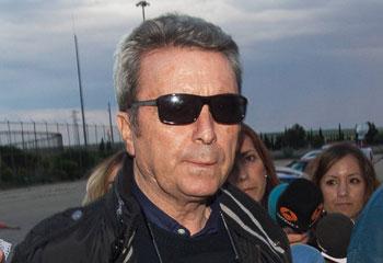 José Ortega Cano ingresa en prisión
