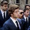El mundo del fútbol despide a Tito Vilanova en un multitudinario funeral