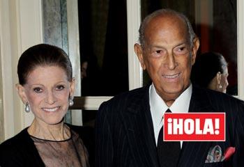 En ¡HOLA!, Óscar de la Renta recibe un cálido homenaje de Nueva York, rodeado de sus más queridos e importantes amigos