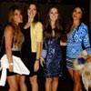 Las chicas del Barça, toman nota de las tendencias nupciales ¿Habrá boda a la vista?