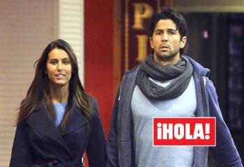 En ¡HOLA!, Ana Boyer y Fernando Verdasco, tan enamorados como siempre