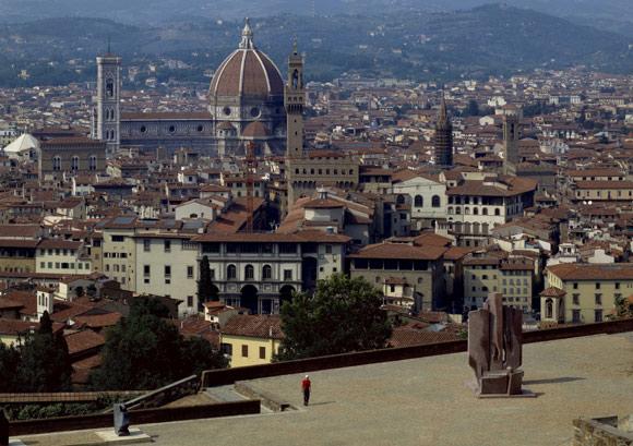 De París a Florencia: Kim Kardashian y Kanye West celebrarán su boda en una fortaleza toscana