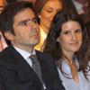 José María Aznar Jr. y Mónica Abascal, padres de su segundo hijo