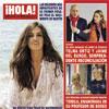En ¡HOLA!: El espectacular regreso de Sara Carbonero