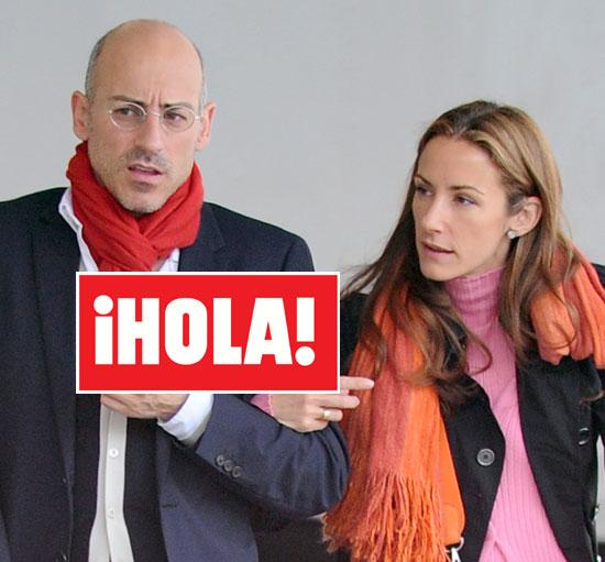 La revista ¡HOLA! de esta semana informa en exclusiva en sus páginas de la sorprendente reconciliación de Telma Ortiz y Jaime del Burgo un mes después de pedir el divorcio