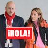 Exclusiva en ¡HOLA!: Telma Ortiz y Jaime del Burgo, sorprendente reconciliación