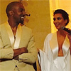 La noche de ensueño de Kim Kardashian y Kanye West en Versalles antes de su boda