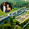 Descubrimos el lujoso escondite de Kim Kardashian y Kanye West en su luna de miel
