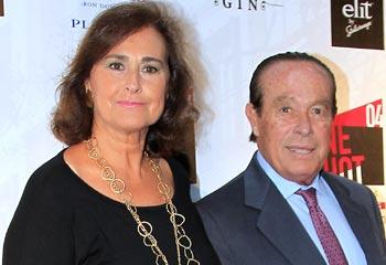 Carmen Tello: 'La Duquesa de Alba tiene mucha ilusión en ir a la boda de mi hijo, el 7 de junio'
