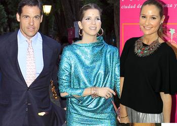 Luis Alfonso de Borbón y Margarita Vargas se dejan llevar por la solidaridad y el embrujo de Oriente